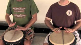 How to Solo on Djembe