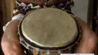 How to Play the Djembe Drum  The Basics of Rhythm on the Djembe Drum
